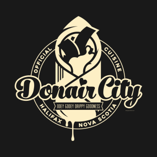 Official Halifax Donair City T-Shirt t-shirts