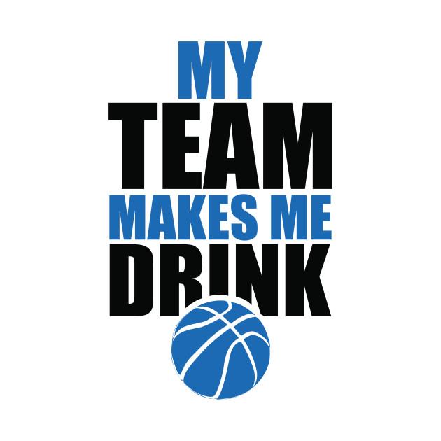 NBA Dallas Maverick Drink