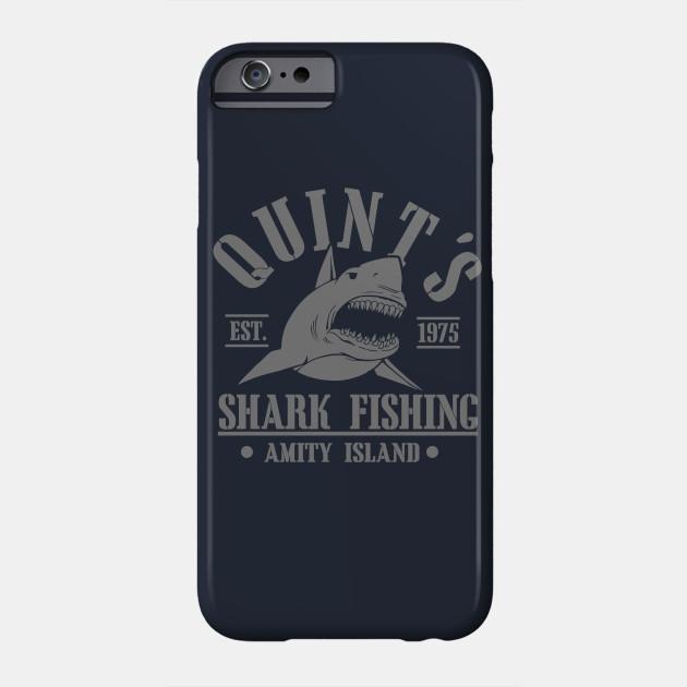 Quint's shark fishing