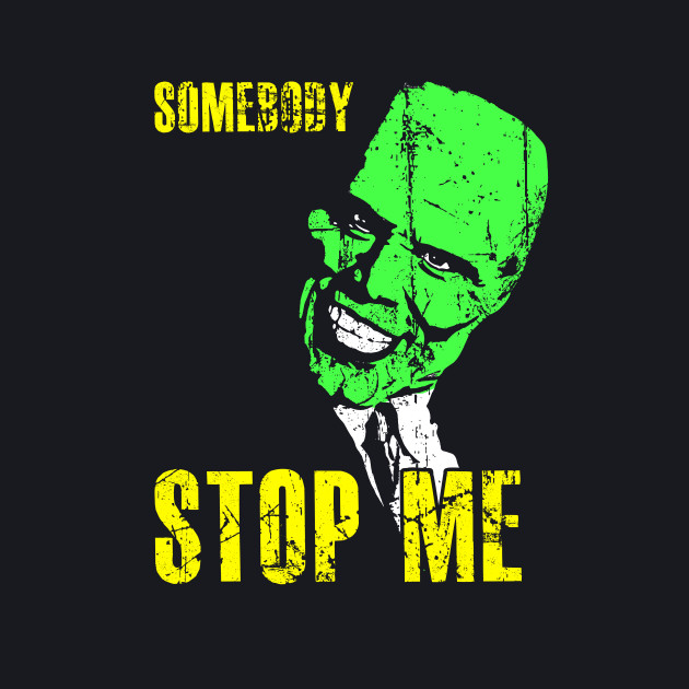 Somebody Stop Me