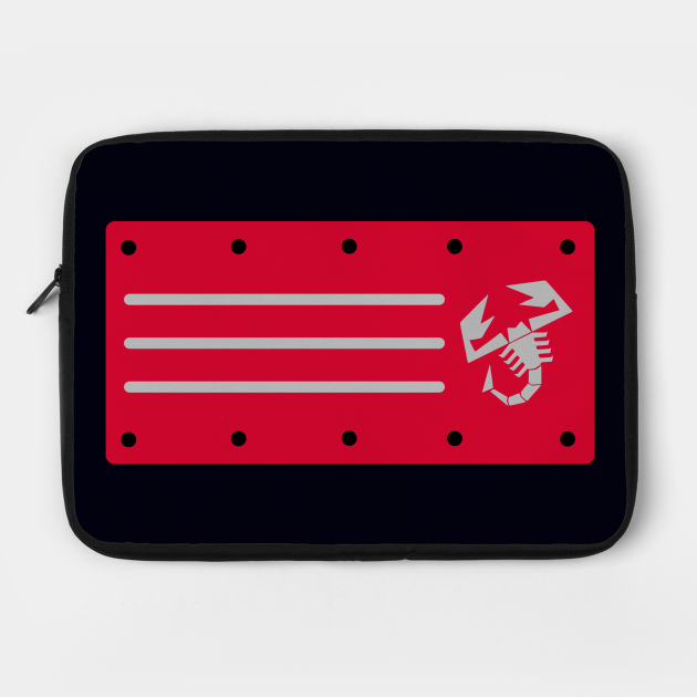 ABARTH Engine Cover
