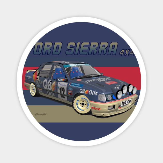 Sierra magnet