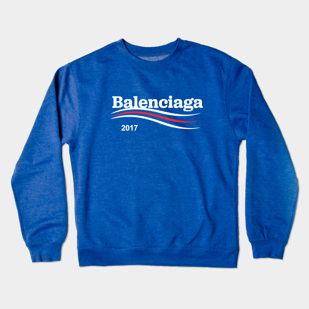 balenciaga sweater 2017