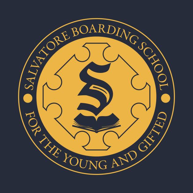 Salvatore School Crest