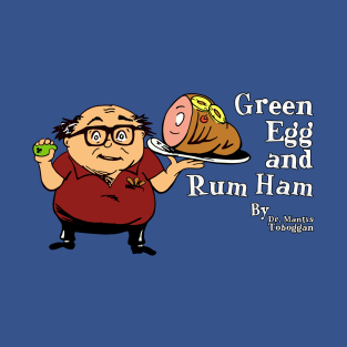 Green Egg and Rum Ham