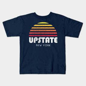 Main Tag Upstate New York Kids T-Shirts 0ffdf39d7