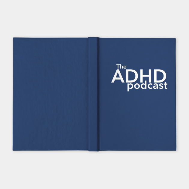 The ADHD Podcast Logo!