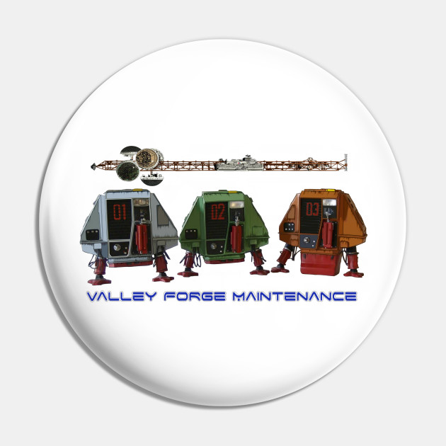 Valley Forge Maintenance