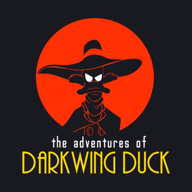 The Adventures of Darkwing Duck.