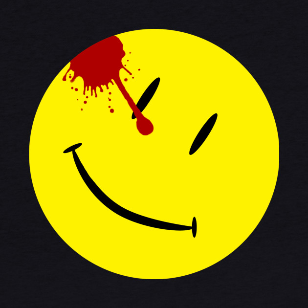 The Comedian Smiley - Watchmen