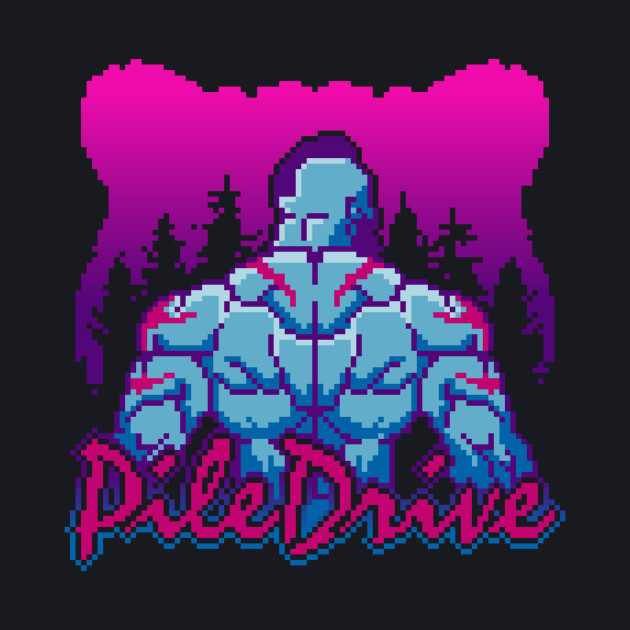 PileDrive 16Bit
