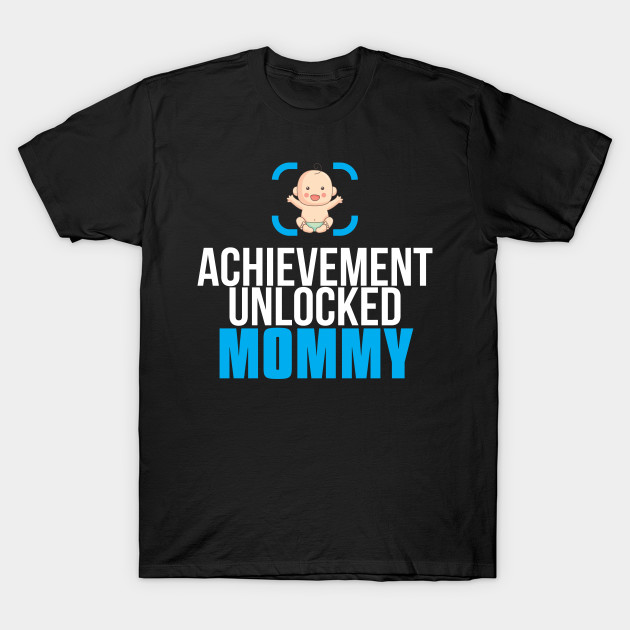 New Mom Gift Achievement Unlocked Mommy Present For First Time
