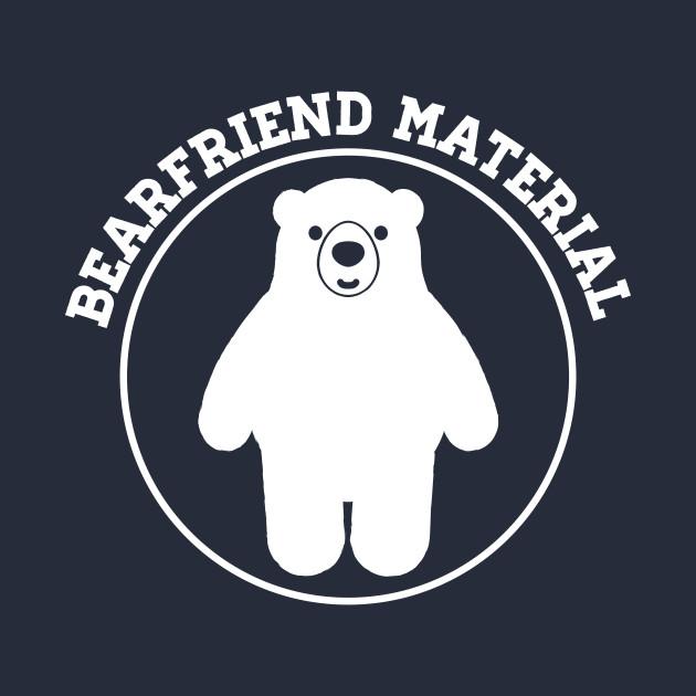 Bearfriend Material