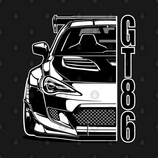 Toyota GT86/Subaru BRZ - Toyota Gt86 - T-Shirt | TeePublic