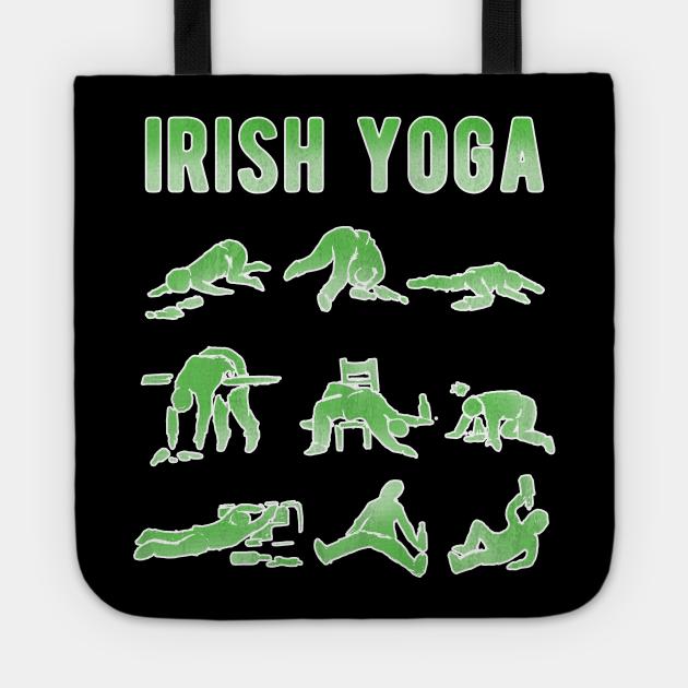 Irish Yoga for a Festive Fan