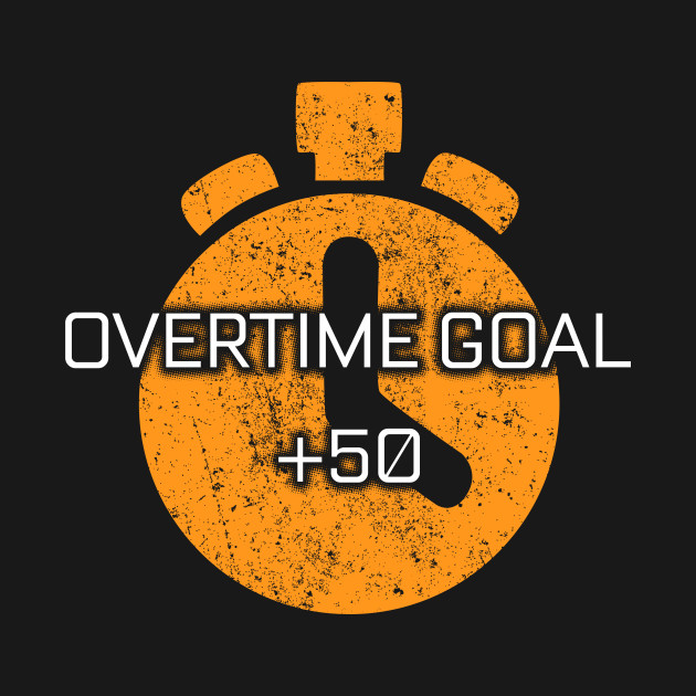 Rocket League Video Game Overtime Goal Funny Gifts