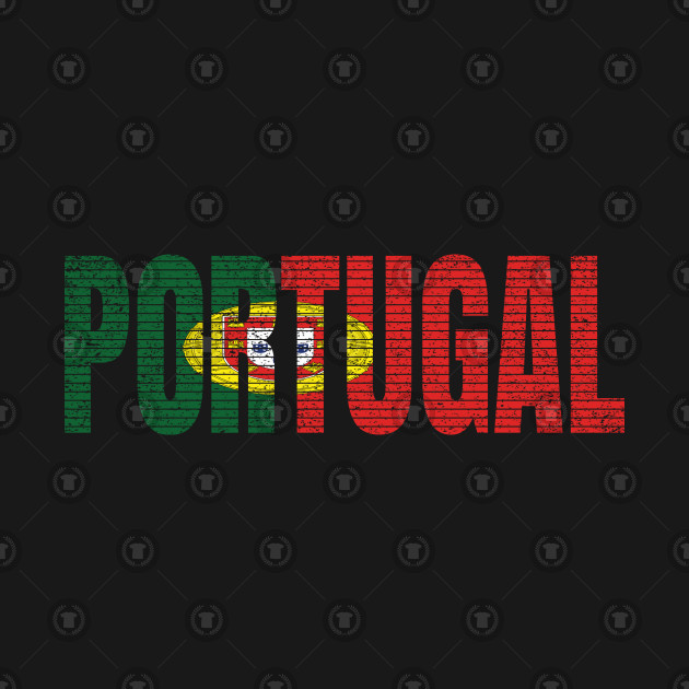 Portugal Country Vintage Portuguese National Flag Gift