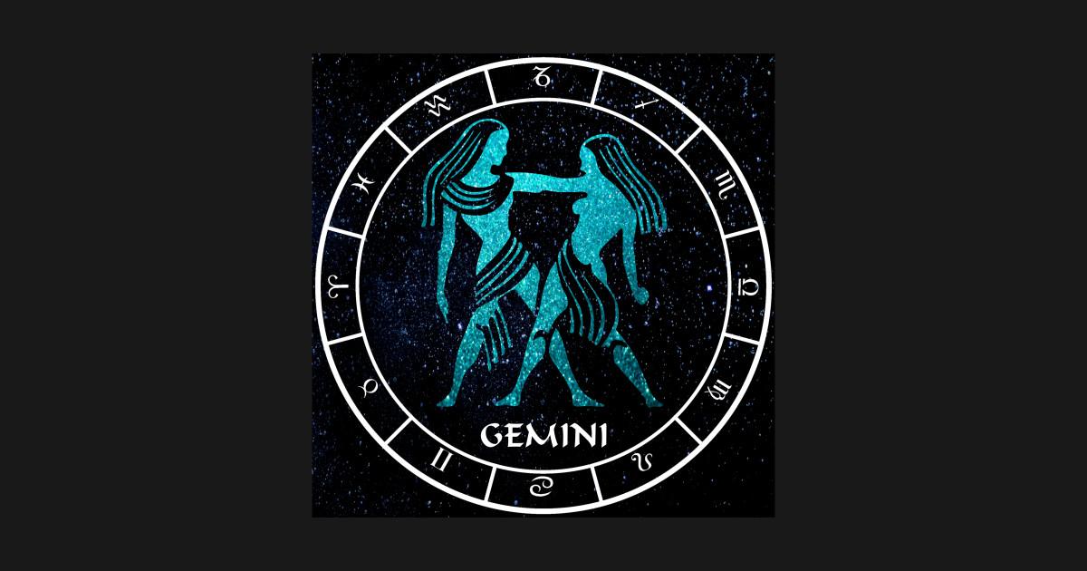29256b75 Gemini Zodiac Sign T-Shirts | TeePublic