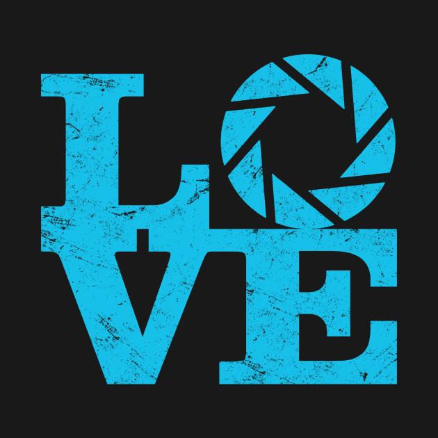 Love Portal - Portal - T-Shirt | TeePublic