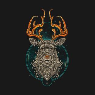 Oh Deer t-shirts