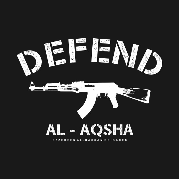 defend al aqsha t shirt teepublic