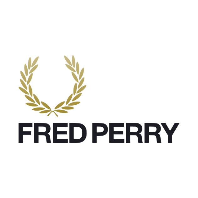 fred perry logo - fred perry - t-shirt   teepublic