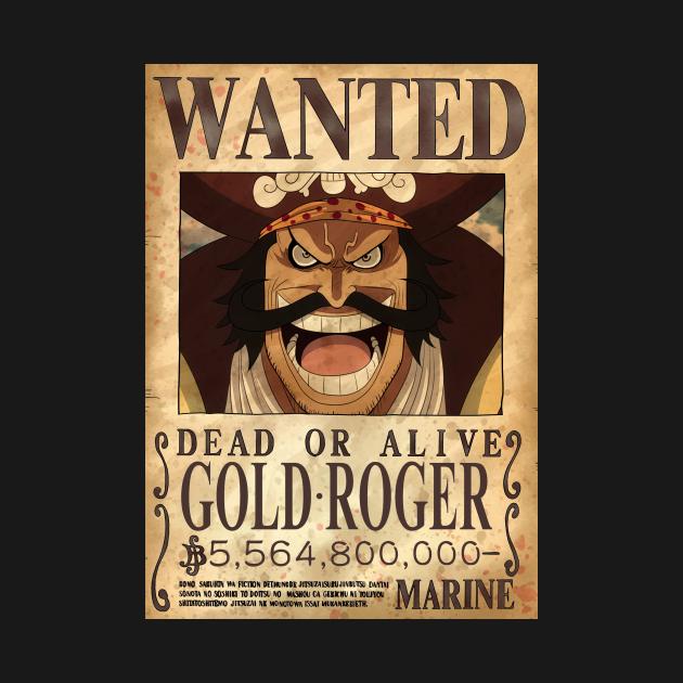 One Piece Gol D. Roger