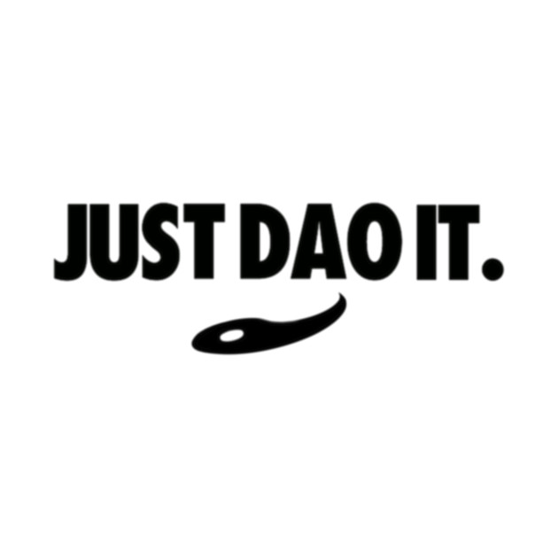 Just Dao It (variant)