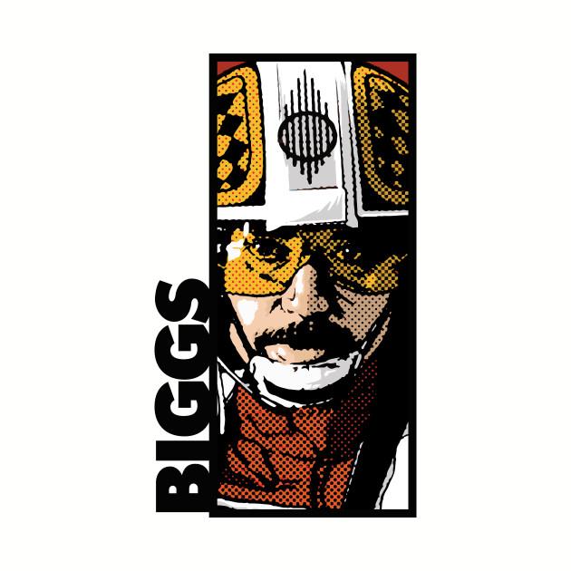 Rebel Pilot Biggs