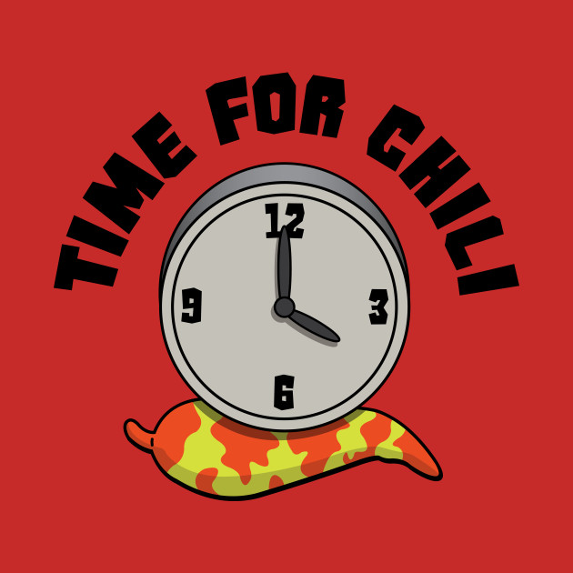Time For Chili