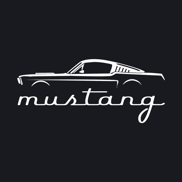 Ford Mustang Fastback Vintage