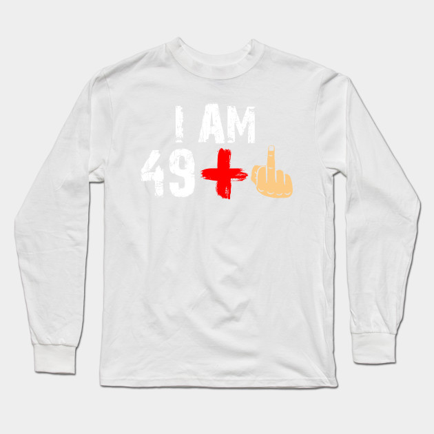 50th birthday Gift ideas Funny T shirt For men and women