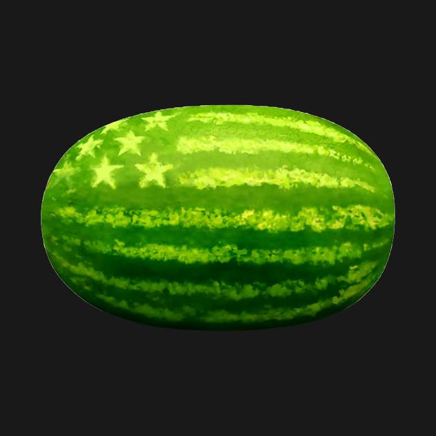 American Watermelon Large