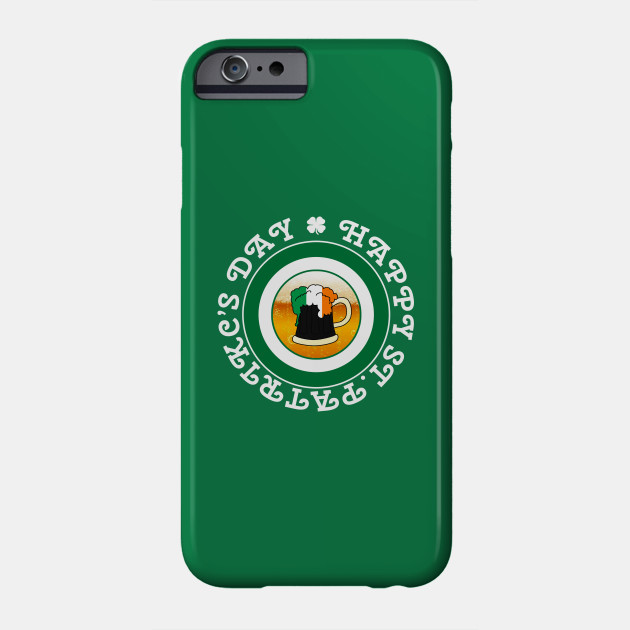 Happy St. Patrick's Day Phone Case