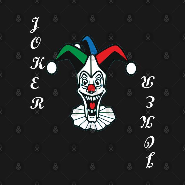 Harlequin, Joker, Jester