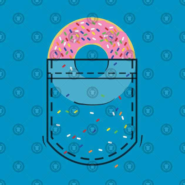 Donut in your pocket