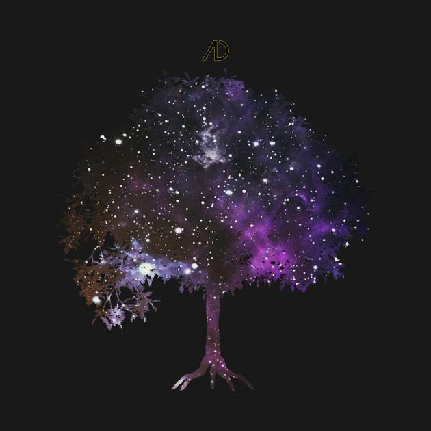 Tree of Galaxy