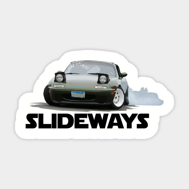 Mazda Miata / MX-5 - Drifting Slideways