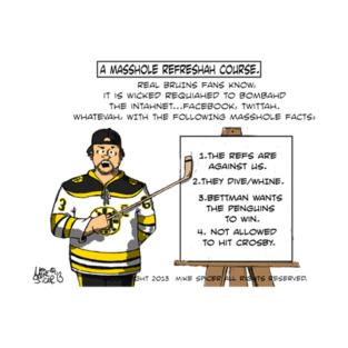The Masshole Refreshah Course