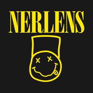 Nerlvana t-shirts