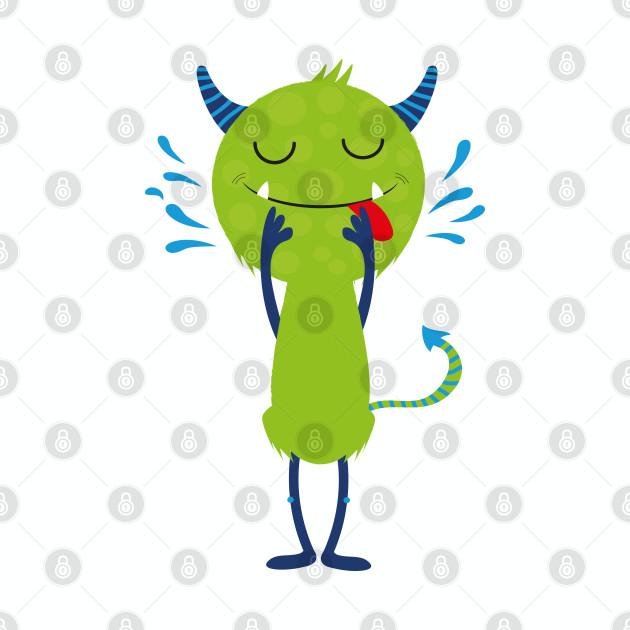 Happy little monster 4