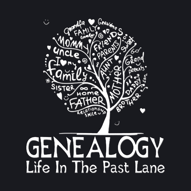 Genealogy Life in the past lane
