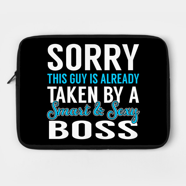 Taken Smart & Sexy Boss