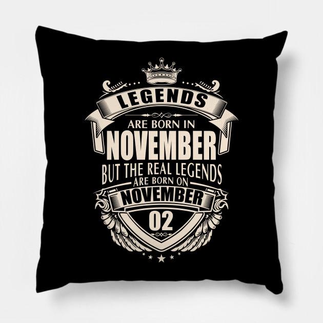 Kings Legends are Born On November 02