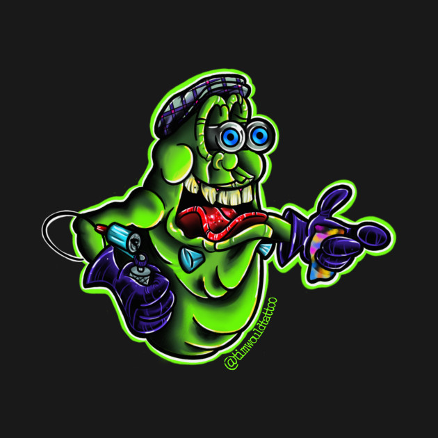 Slimer the Tattooer
