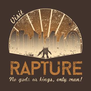 Visit Rapture - V2 t-shirts
