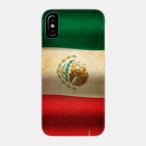 Grunge Flag of Mexico...