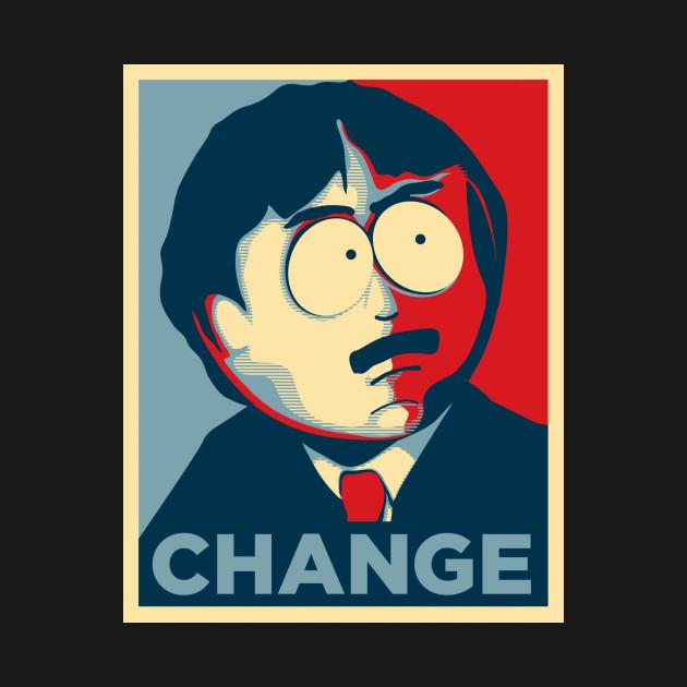 Change- Randy South Park
