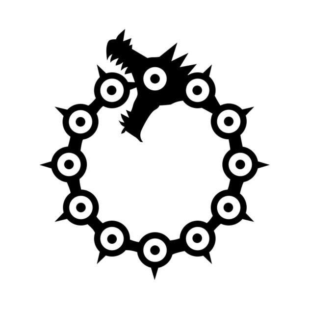 Dragon Sin of Wrath - Anime - T-Shirt : TeePublic