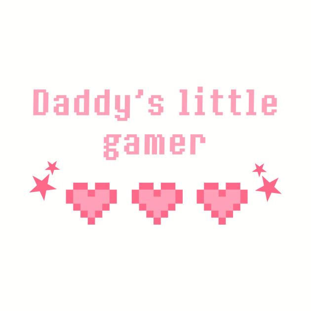 Daddy's little gamer